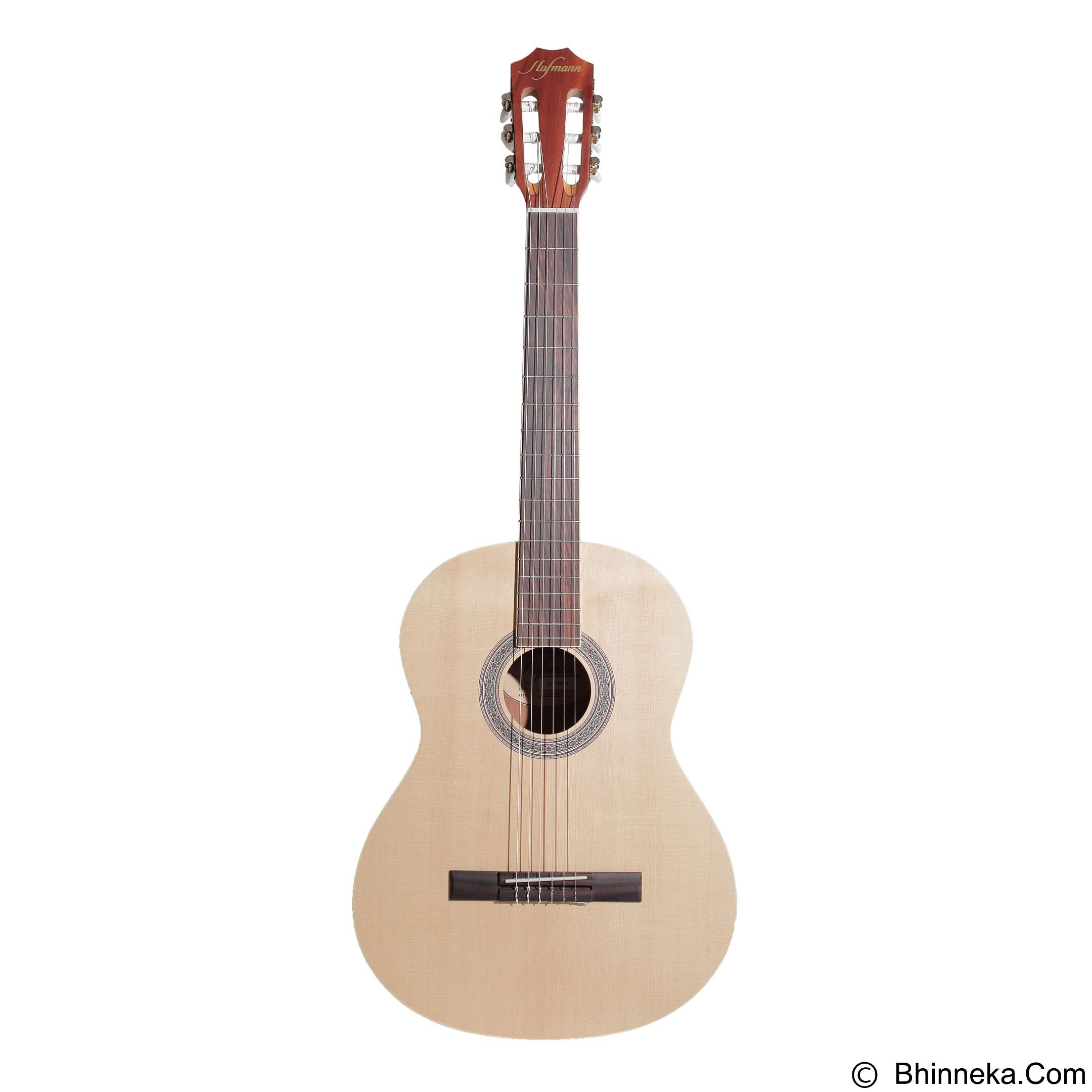 harga HOFMANN Gitar Akustik [AC-100] - Natural Bhinneka.Com