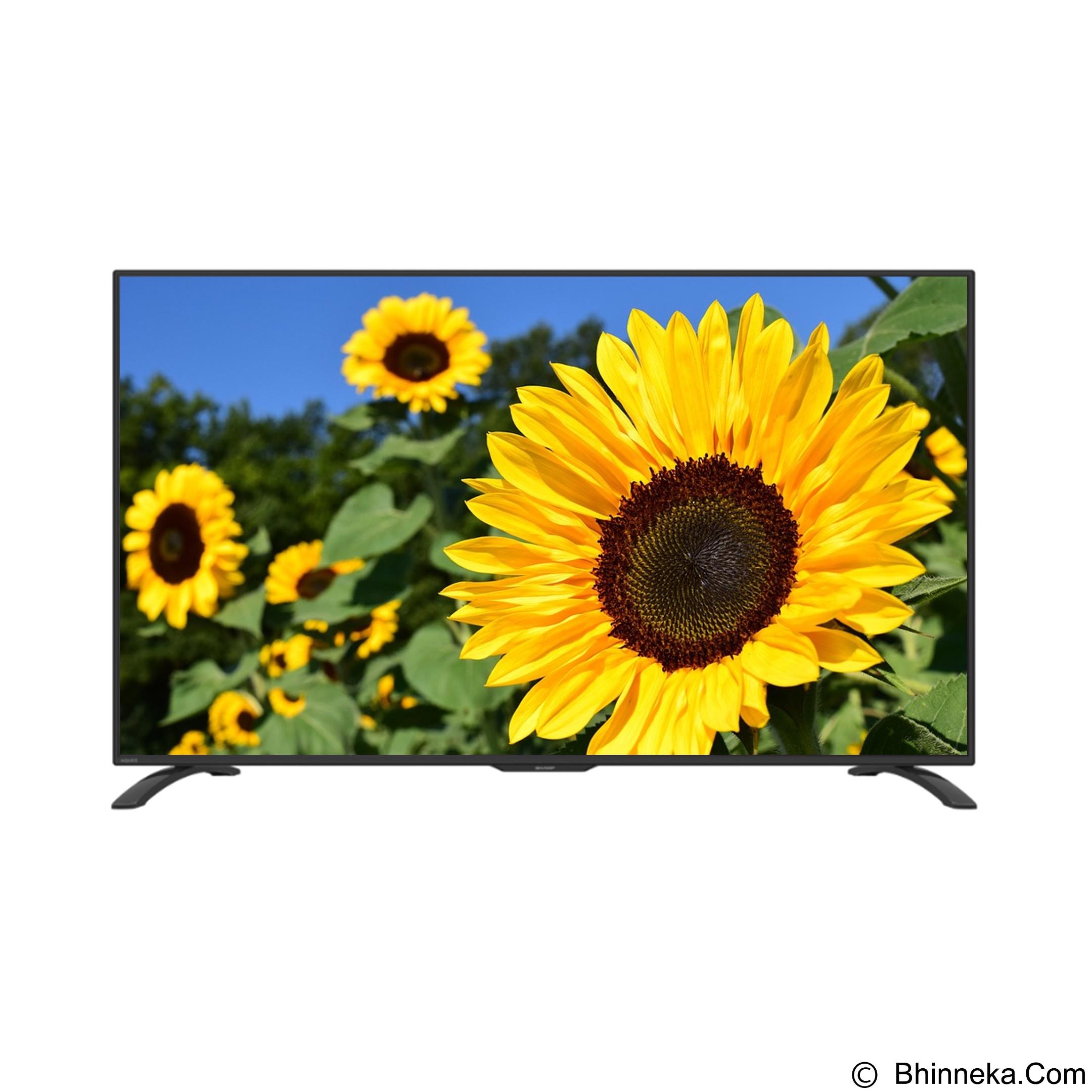 SHARP 60 Inch TV LED [LC-60LE275X]