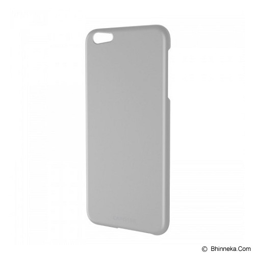 CAPDASE Hard Case Apple iPhone 6 / iPhone 6S Posh Slim Fit - Silver - Casing Handphone / Case
