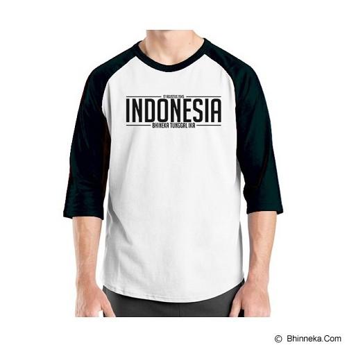 ORDINAL Alpha One Indonesia Size L [RGL05] - Kaos Pria