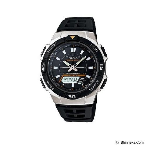 CASIO Man Combination [AQ-S800W-1EVDF] - Jam Tangan Pria Casual
