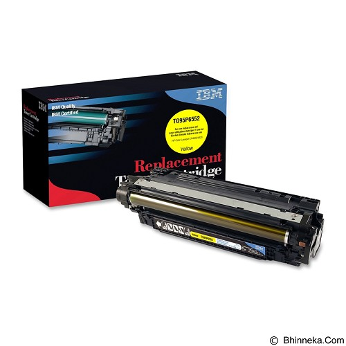 IBM Toner Cartridge Yellow [CE262A] - Toner Printer Refill