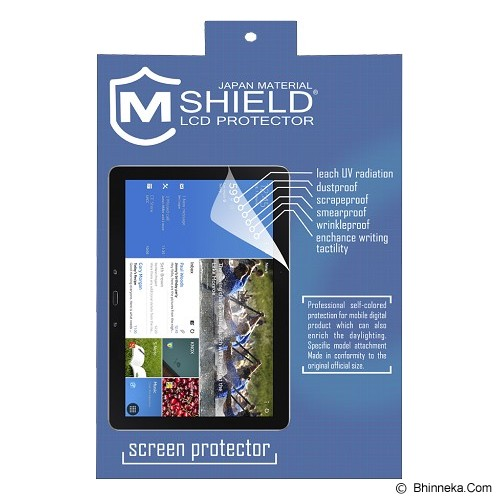 M-SHIELD Screen Protector Clear Blackberry Z10 - Screen Protector Handphone