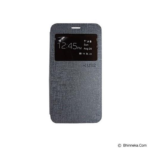UME Enigma Flipshel for Asus Zenfone 2 [FCZENF25O] - Grey - Casing Handphone / Case