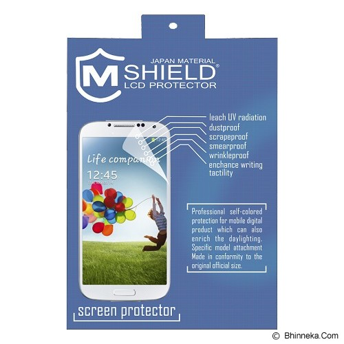 M-SHIELD Screen Protector Clear Samsung Galaxy Note 3 Neo Duos - Screen Protector Handphone