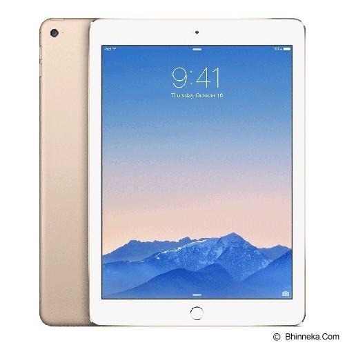 harga APPLE iPad Air 2 Wifi + Cell 16GB - Gold Bhinneka.Com