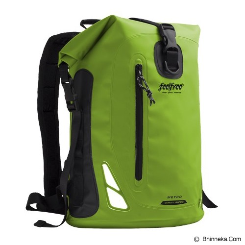 FEELFREE Metro 15 [MT15] - Lime - Waterproof Bag