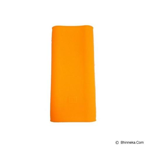 XIAOMI Silicone Powerbank 1600mAh - Orange - Casing Powerbank / Case