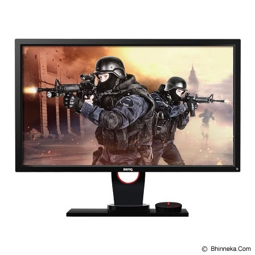 BENQ LED Monitor Gaming 24 Inch [XL2430T] - Monitor Led Above 20 Inch