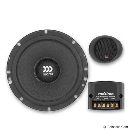 MOREL Maximo Speaker Split - Car Audio System