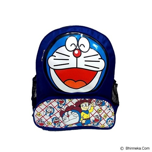 DEERDE Ransel Doraemon Koboi - Blue - Tas Anak