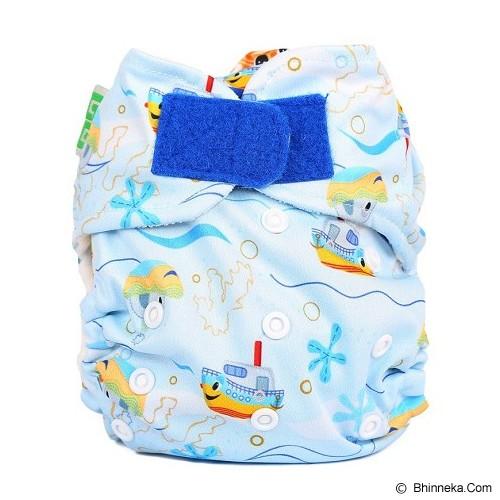 GG CLOTH DIAPER Cloth Diaper Ship - Cloth Diapers / Popok Kain