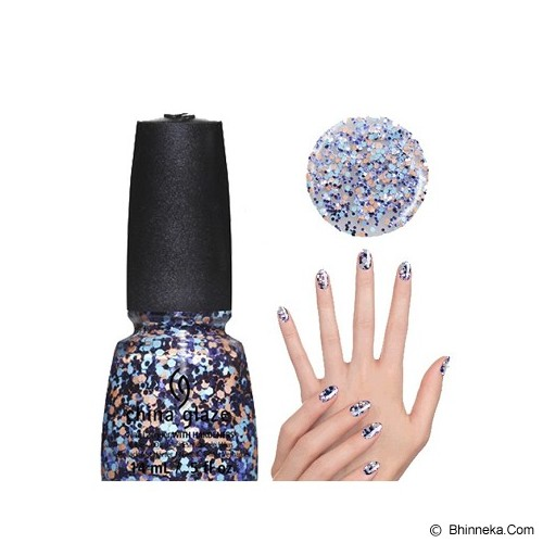 CHINA GLAZE Glitter Up - Cat Kuku