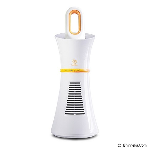 HAKASIMA Babybless 2in1 Air Purifier With Hand Vaccum Fan [bb04] - Baby Air Purifier