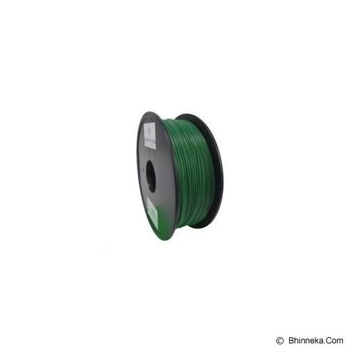 MIXIMAXI3D PLA Filament 1.75mm - Green - Engraving and Milling Accessory