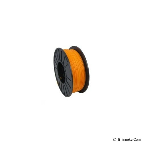 MIXIMAXI3D PLA Filament 1.75mm - Orange - Engraving and Milling Accessory