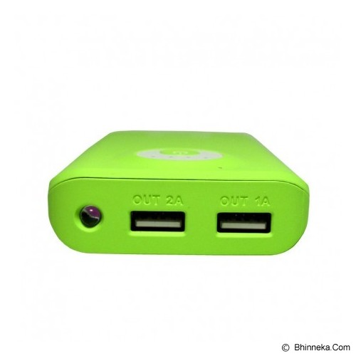 OPTIMUZ Powerbank Cruzee 8400mAh - Green - Portable Charger / Power Bank