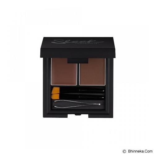 SLEEK Eye Brow Kit - Dark - Eyebrow Color