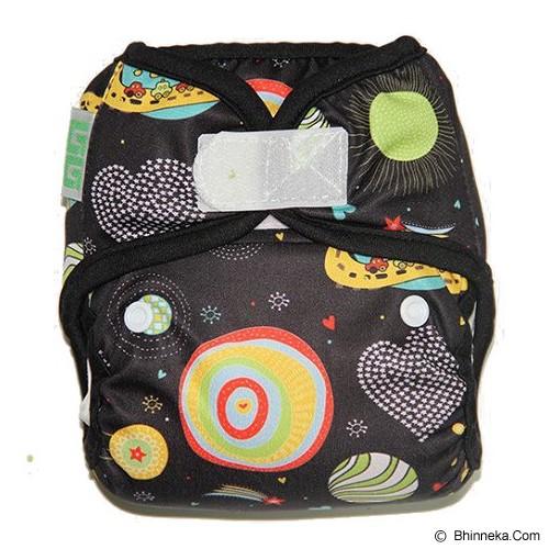 GG CLOTH DIAPER GG Little Motif Galaxy - Cloth Diapers / Popok Kain