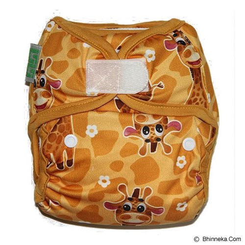 GG CLOTH DIAPER GG Little Motif Giraffe - Cloth Diapers / Popok Kain