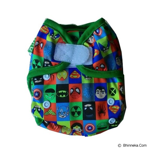 GG CLOTH DIAPER GG Little Motif Little Hero - Cloth Diapers / Popok Kain