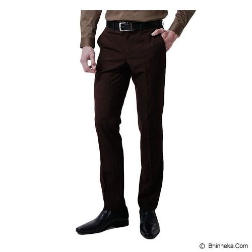 VM Celana Panjang Size 33 - Coklat Muda - Celana Panjang Pria