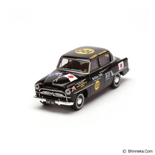 TAKARA TOMY Tomica Generation of Japanese Car 4 Crown Mobilgas Rally Car [T4543736258391] - Die Cast