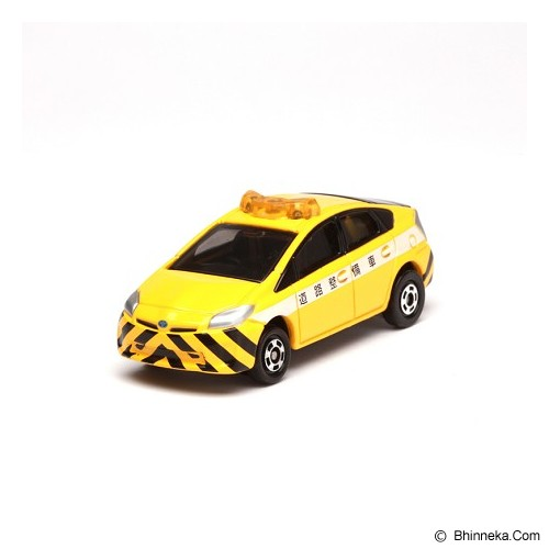 TAKARA TOMY Tomica Toyota Prius Road Maintenance Vehicles [T4904810372790] - Die Cast