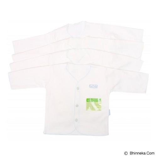 IMOCHI Baju Tangan Panjang NB 4 Pack Boy Size S [NBBJPJ-PB] - Baju Bepergian/Pesta Bayi dan Anak