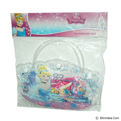 DISNEY Princess Stationery set [PRS06027ST] - Paket Alat Tulis