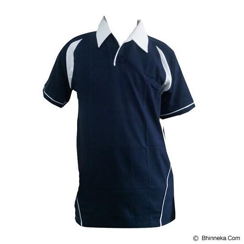 ALL SPORT Baju Olahraga Polo Size M [GF 009 NP] - Hitam