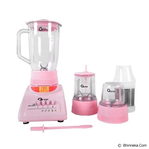 OXONE 3 In 1 Blender [OX-863] - Pink - Blender