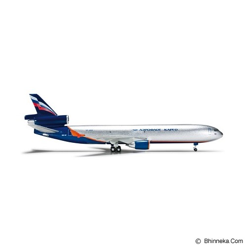 HERPA Aeroflot McDonnell Douglas MD-11F [H523653] - Die Cast