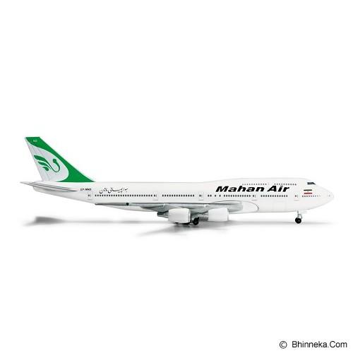 HERPA Mahan Air Boeing 747-300 Combi [H524285] - Die Cast