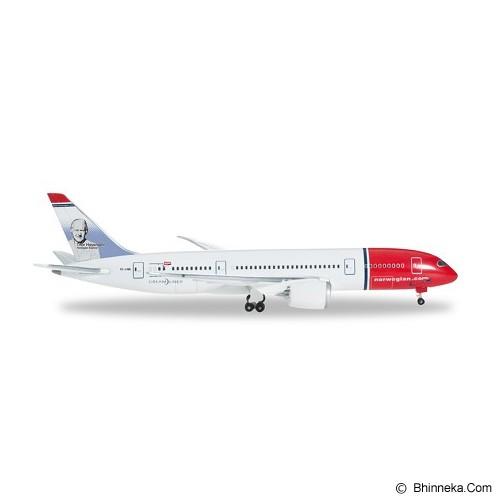 HERPA Norwegian Air Shuttle Boeing 787-8 Dreamliner [H524582-001] - Die Cast