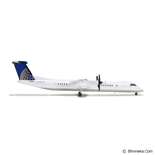 HERPA United Express Colgan Air Bombardier Q400 [H555463] - Die Cast