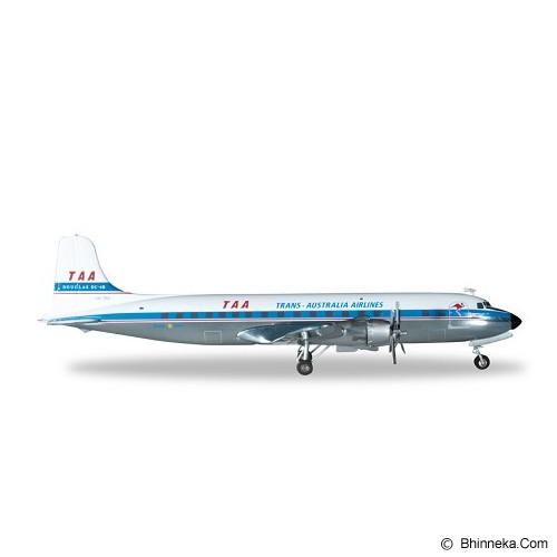 HERPA TAA Trans Australia Airlines Douglas DC-6B [H556354] - Die Cast