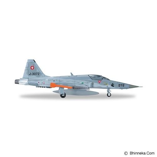 HERPA Swiss Air Force Northrop F-5E Tiger II Fliegerstaffel 8, Meiringen Air Base [H556545] - Die Cast