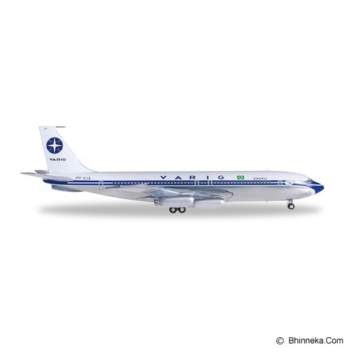 HERPA Varig Boeing 707-400 [H556842] - Die Cast