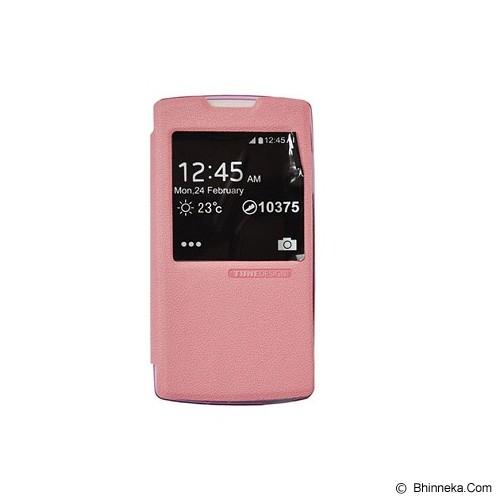 TUNEDESIGN FolioAir for Oppo Neo R831 - Pink - Casing Handphone / Case