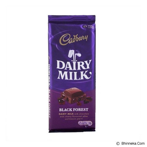 CADBURY BlackForest - Aneka Coklat