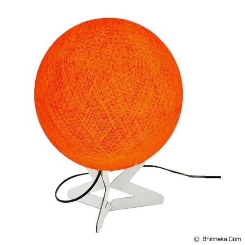 MY JADE! STUFF Cotton Table Lamp - Sunkist - Lampu Meja