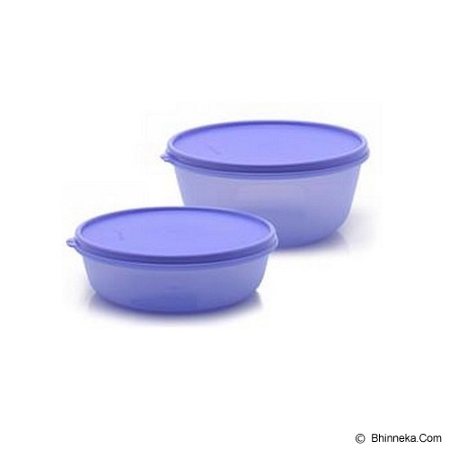 TUPPERWARE Modular Bowl Set 2pcs - Wadah Makanan