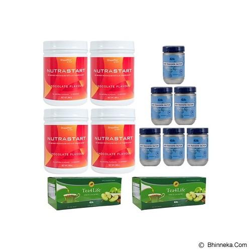 4LIFE Paket Club 250 3 [231015032] - Suplement Pelangsing Tubuh