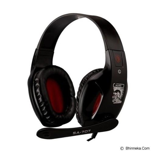 SADES Epower Gaming Headset [SA-707] (Mercchant) - Gaming Headset