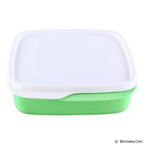 TUPPERWARE Lolly Tup - Hijau - Lunch Box / Kotak Makan / Rantang