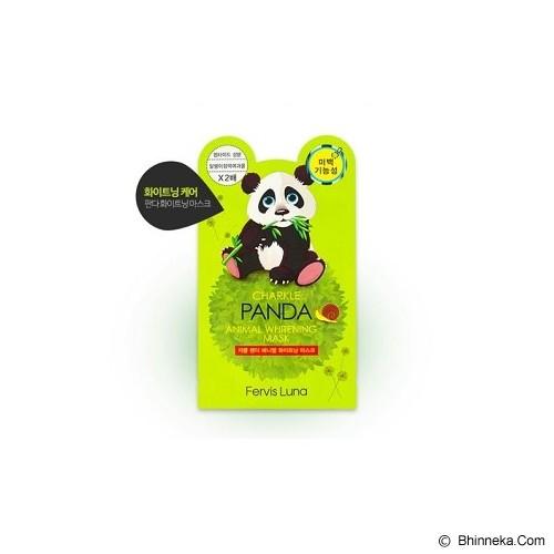KOREA BEAUTY Charkle Panda Animal Relax Mask Sheet [001-010] - Masker Wajah