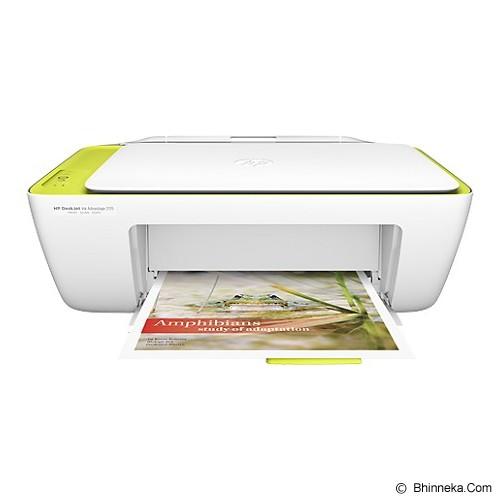 HP DeskJet Ink Advantage 2135 [F5S29B] - Printer Bisnis Multifunction Inkjet