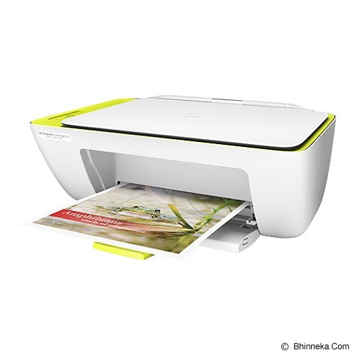 HP DeskJet Ink Advantage 2135 [F5S29B] - Printer Bisnis Multifunction Inkjet