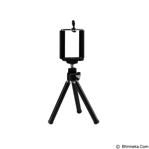 29 SELULER Mini Tripod For Kamera Digital + Holder Clamp For Smartphone - Tripod Mini and Tabletop
